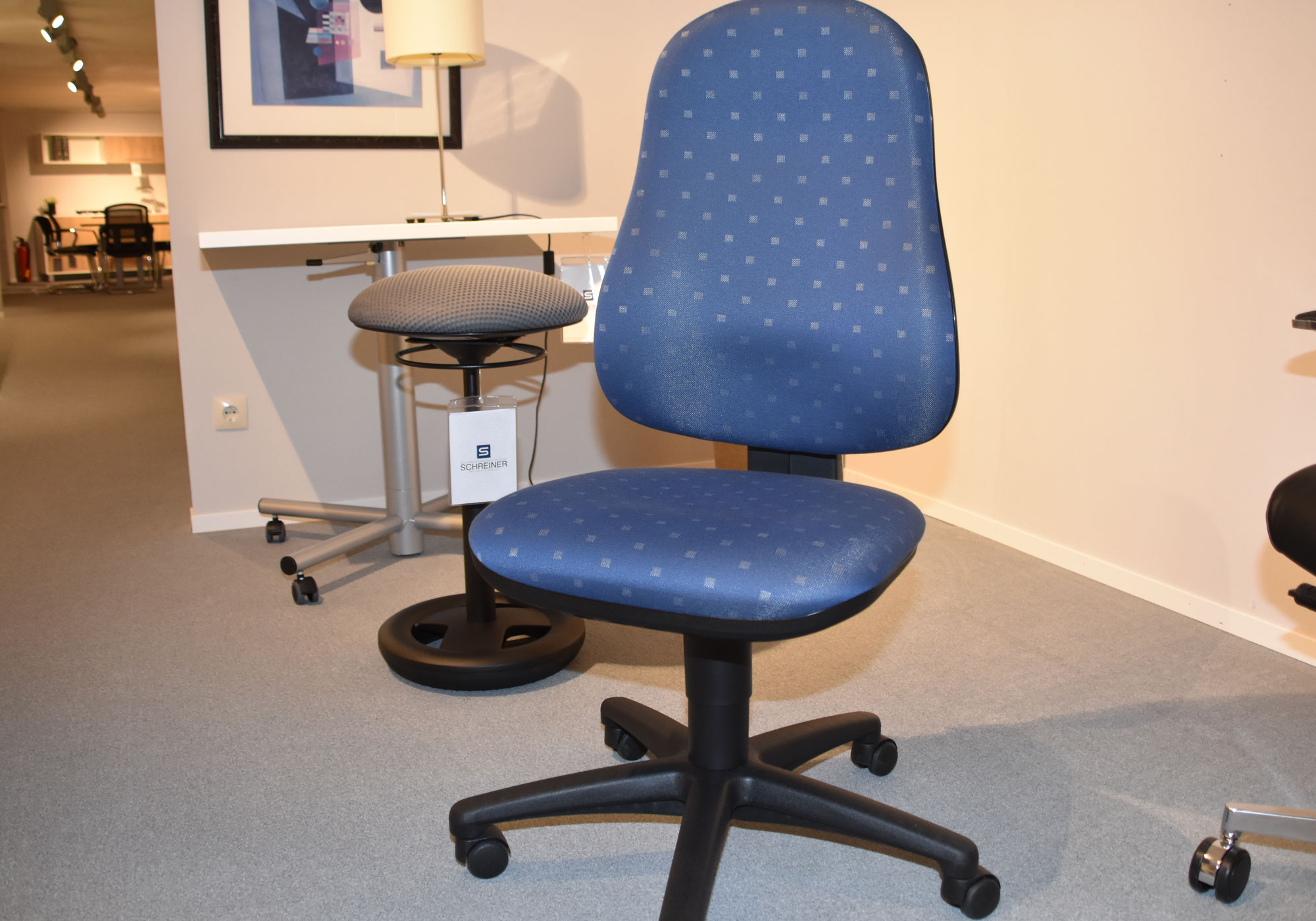 <p>Bürostuhl: Linea 580</p>