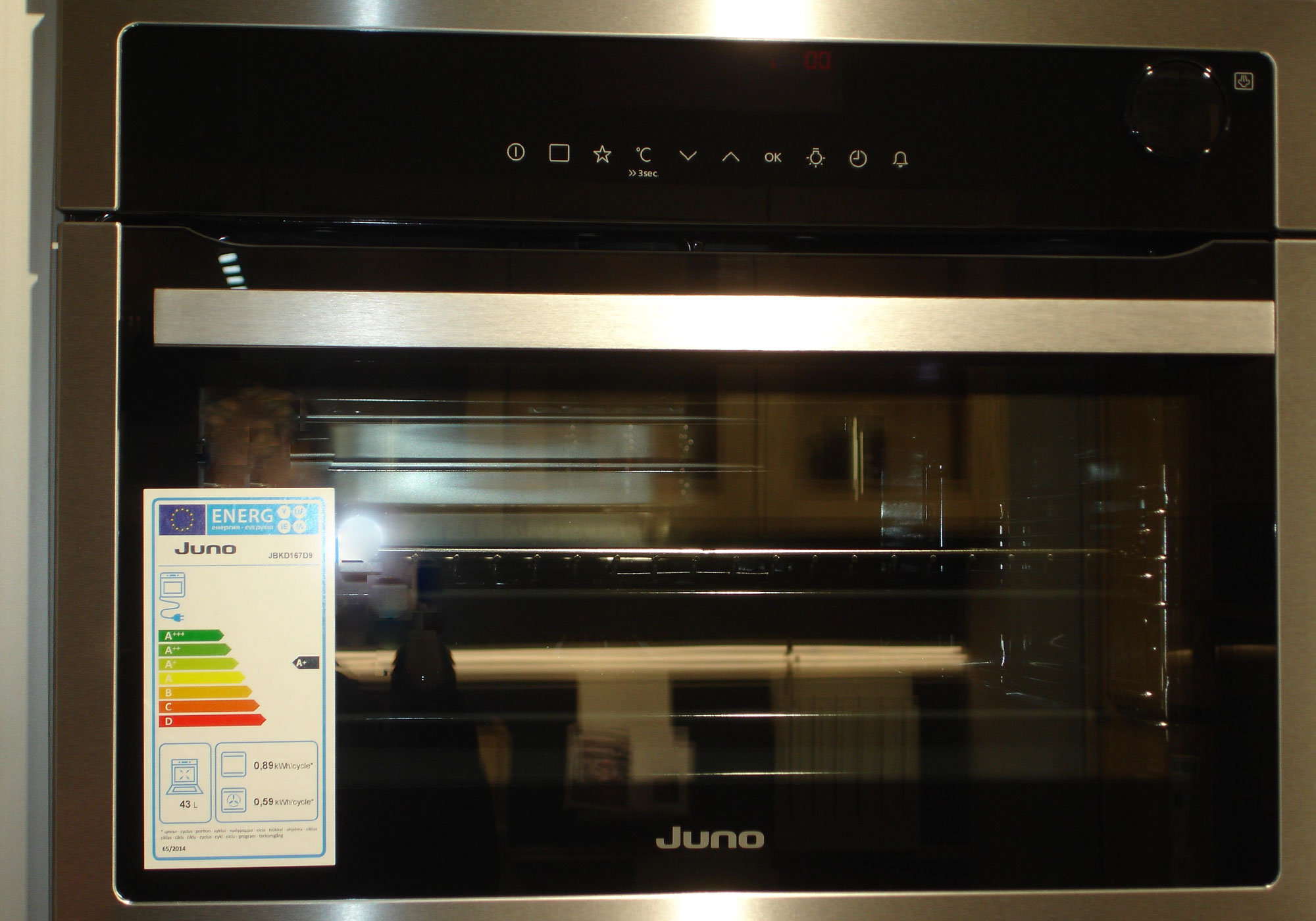 <p>Dampfbackofen: Juno Selection</p>