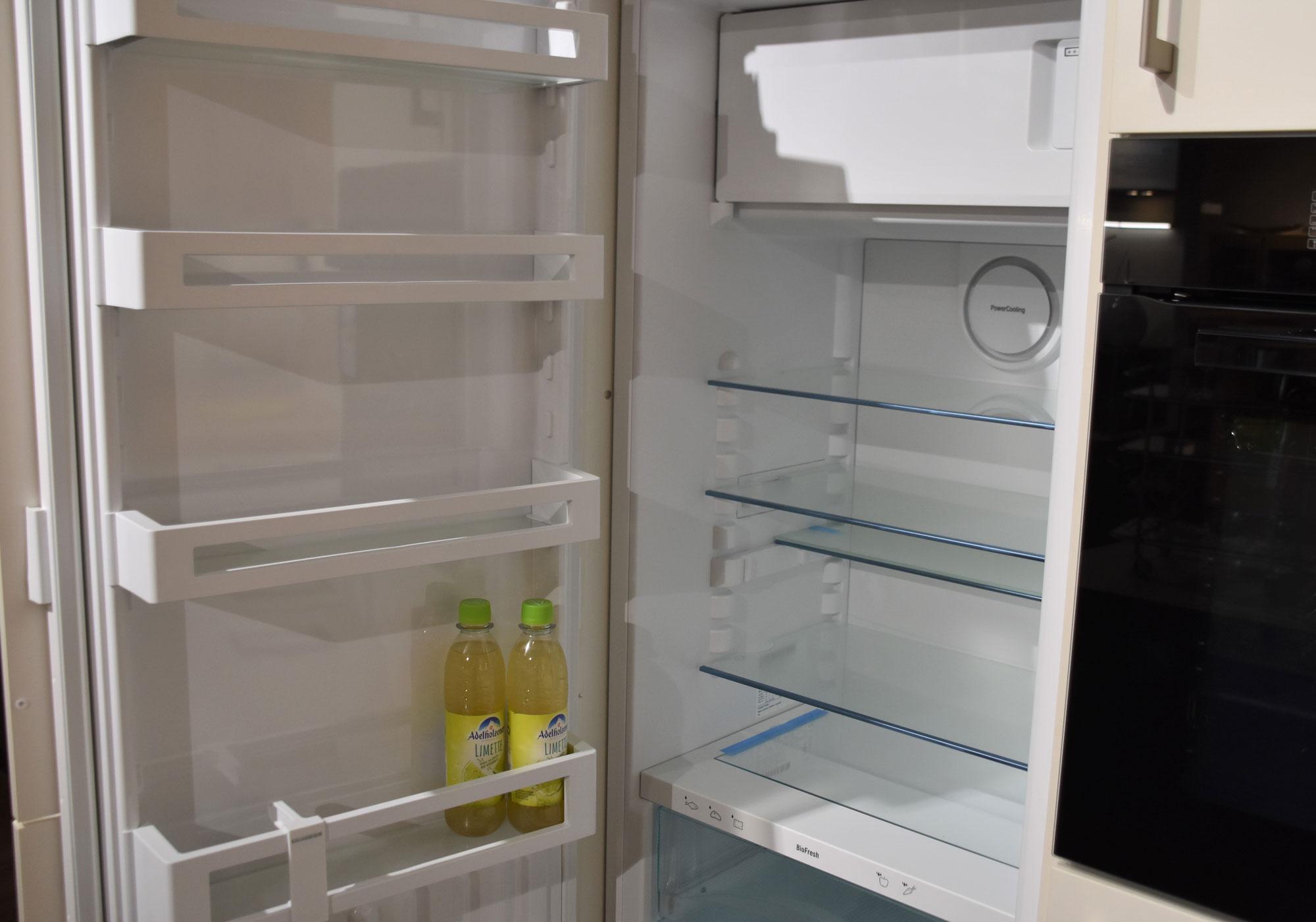 <p>Kühl- und Gefrierkombi: Liebherr</p>