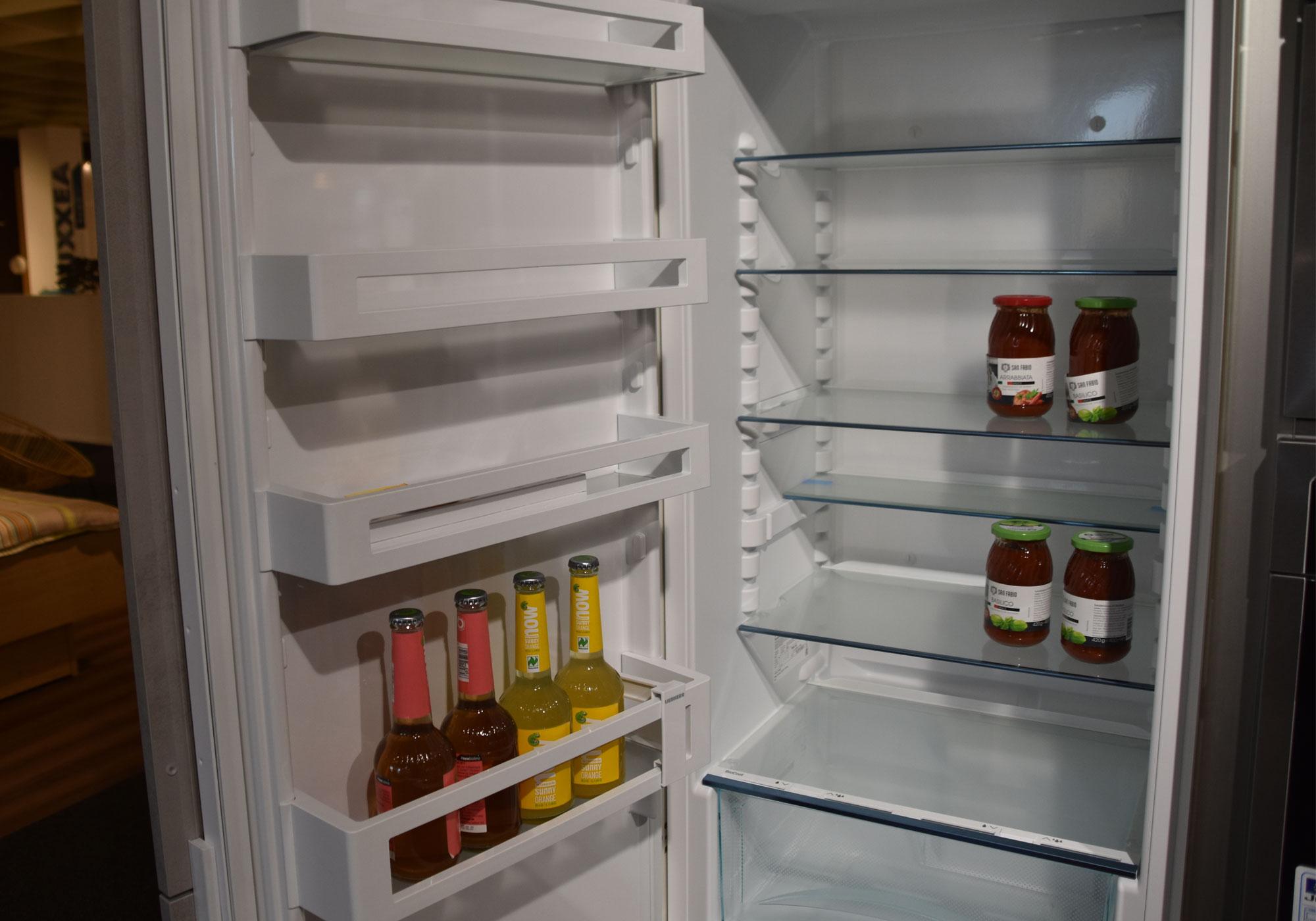 <p>Kühlschrank: Liebherr</p>